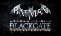 Da oggi in vendita Batman: Arkham Origins Blackgate - Deluxe Edition