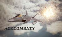 Un nuovo trailer mostra le funzionalità VR di Ace Combat 7