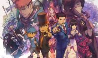 Cover di Professor Layton vs. Ace Attorney