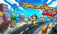 Annunciato Rescue Party Live!