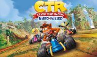 CTR Nitro Fueled sarà giocabile gratis per un breve periodo su Nintendo Switch