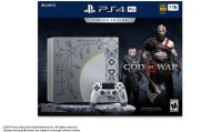 Confermata la PS4 Pro a tema God of War