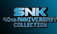 SNK 40TH Anniversary Collection in arrivo su Nintendo Switch