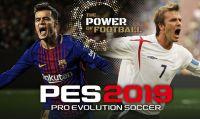 PES 2019 - Konami annuncia la presenza di sette nuovi campionati di calcio su licenza!
