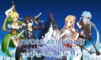 Nuovi eventi per festeggiare l'arrivo di SAO: Memory Defrag in altri paesi