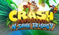 Svelata la lista trofei di Crash Bandicoot N. Sane Trilogy
