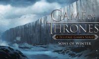Sons of Winter - Ecco il quarto episodio di GoT by Telltale
