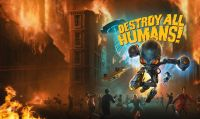 Destroy All Humans! è ora disponibile