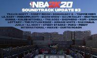 NBA 2K20 - Aggiornata la colonna sonora con 24 nuove tracce