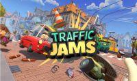 Il VR sim Traffic Jams è disponibile per Oculus Quest e PC VR