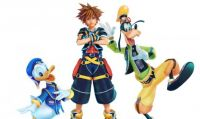 Kingdom Hearts 3 - artwork dei personaggi