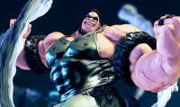 Street Fighter V accoglie Abigail nel suo roster