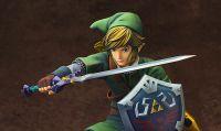 A novembre arriva una nuova Action Figure di Link