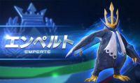Pokkén Tournament - Empoleon si mostra in un video gameplay