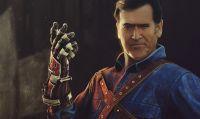 Bruce Campbell alimenta nuovamente i rumors su Ash Williams e Mortal Kombat 11