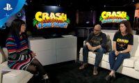 I ragazzi di Naughty Dog sono impressionati dalla Crash Bandicoot N. Sane Trilogy