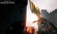 Dragon Age: Inquisition - Da domani disponibile un DLC gratuito