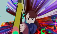 Little Witch Academia: Chamber of Time si presenta con una carrellata di immagini