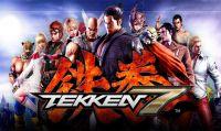 Tekken 7 - Namco parla delle 'Tailspin'