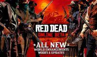 Red Dead Online - Disponibile l'aggiornamento della beta