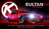 GTA Online - Arriva la Karin Sultan RS Classic