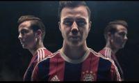 Trailer di lancio di Pro Evolution Soccer 2015