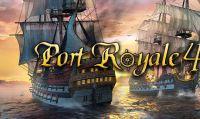 Port Royale 4 è disponibile su console next-gen