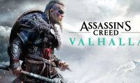 Assassin's Creed Valhalla sarà disponibile dal 10 novembre