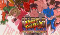 Nintendo UK illustra le features di Ultra Street Fighter II: The Final Challengers