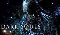 Dark Souls Trilogy non arriverà in Europa