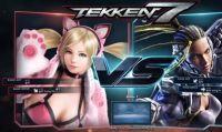 Tekken 7 - Nuovo video di gameplay su Master Raven vs Lucky Chloe