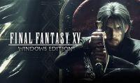 Final Fantasy XV - Le copie vendute su PC hanno superato il milione di unità