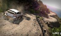 I pro-player di WRC 7 hanno provato l'alpha di WRC 8