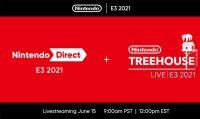 Svelata la data e l'orario del Nintendo Direct E3 2021