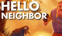 Hello Neighbor - Spiate il vicino ma... Attenti a non farvi scoprire