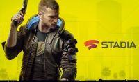 Cyberpunk 2077 - Annunciata la data d'uscita su Stadia