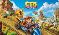 Crash Team Racing: Nitro Fueled - Svelato il peso della versione Xbox One