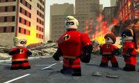 LEGO Gli Incredibili - Il nuovo trailer mostra la famiglia Parr