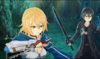 Sword Art Online Re: Hollow Fragment debutterà su Steam il 23 marzo