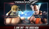 Tekken 7 - Heihachi e King si sfidano nel nuovo video gameplay