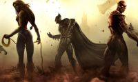 Injustice: Gods Among Us mostra Lex Luthor e il Red Son Pack