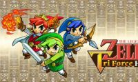 The Legend of Zelda: Triforce Heroes - 15 minuti di gameplay