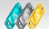 Switch Lite - Vendute più di 177 mila copie nei primi tre giorni di pubblicazione in Giappone