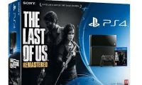 Bundle PS4 con The Last of Us Remastered