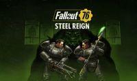 Fallout 76 - Aggiornamento Regno d'acciaio disponibile gratis per tutti i giocatori