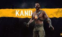 Kano si aggiunge al roster di Mortal Kombat 11