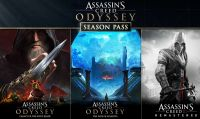 Ubisoft svela i dettagli del piano post lancio per Assassin's Creed Odyssey