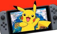 Pokémon per Nintendo Switch potrebbe arrivare a novembre/dicembre
