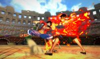 Nuovo gameplay per One Piece: Burning Blood