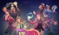 Nine Parchments - Il magico gioco co-op sparatutto arriva su Nintendo Switch!